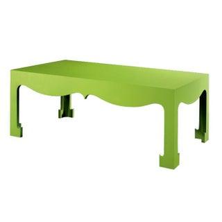 Jacqui Green Coffee Table