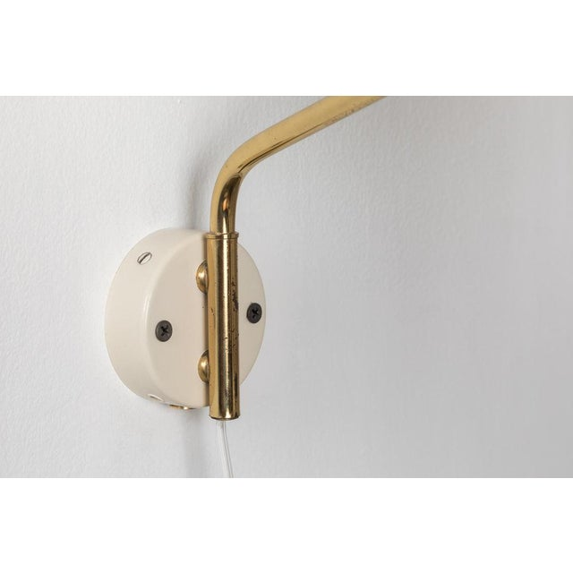 1960s Cosack Leuchten Articulating Wall Light - Image 4 of 9