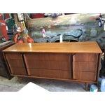 Image of Broyhill Mid-Century Wood Dresser