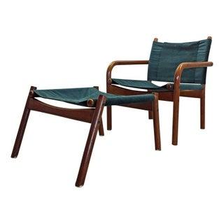 Bernstorffsminde Møbelfabrik Danish Lounge Chair