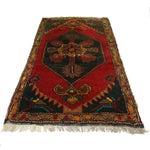 "Image of Vintage Kurdish Carpet - 1'11"" X 3'4"""
