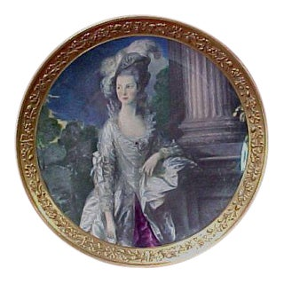 Gorham Gallery of Masters Decorative Plate