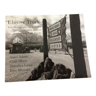 Elusive Truth Ansel Adams Manzanar Photographs