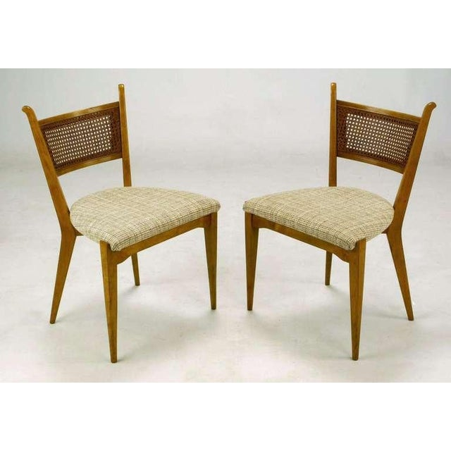 Set Six Edmond Spence Swedish Dining Chairs - Image 3 of 10