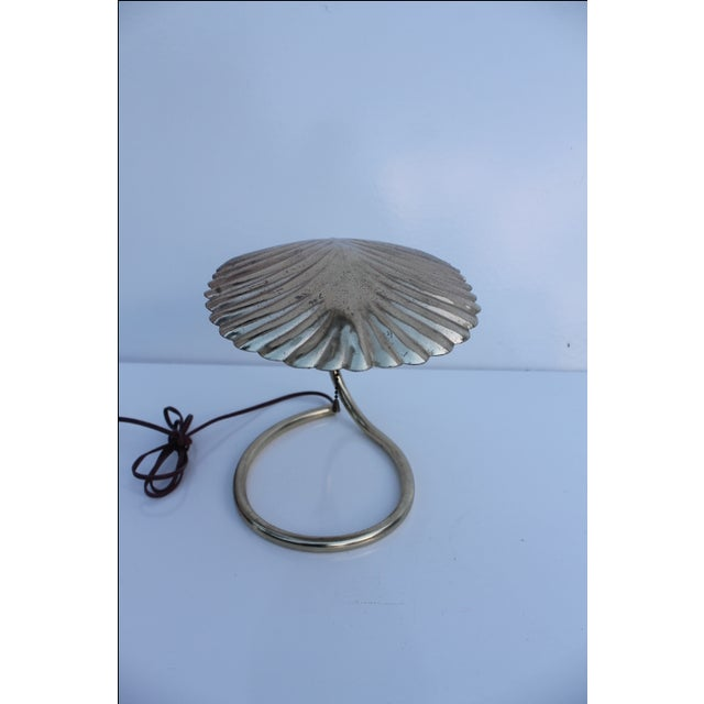 Curved Leaf Reading Lamp - Image 4 of 8