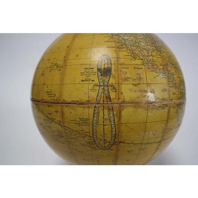 1930s Cram's Universal Terrestrial Globe - Image 6 of 7