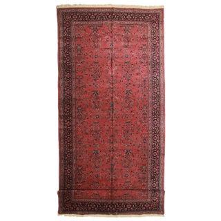 "RugsinDallas Persian Sarouk Wool Rug - 9'7"" X 23'5"""