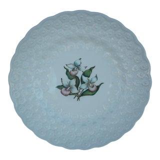 Vintage Spode Provincial Flower Plate