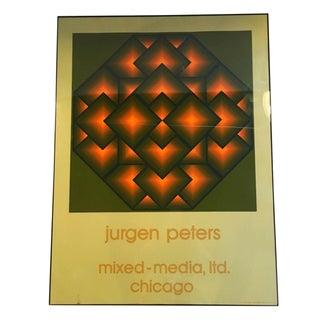 Jurgen Peters Framed Gallery Poster