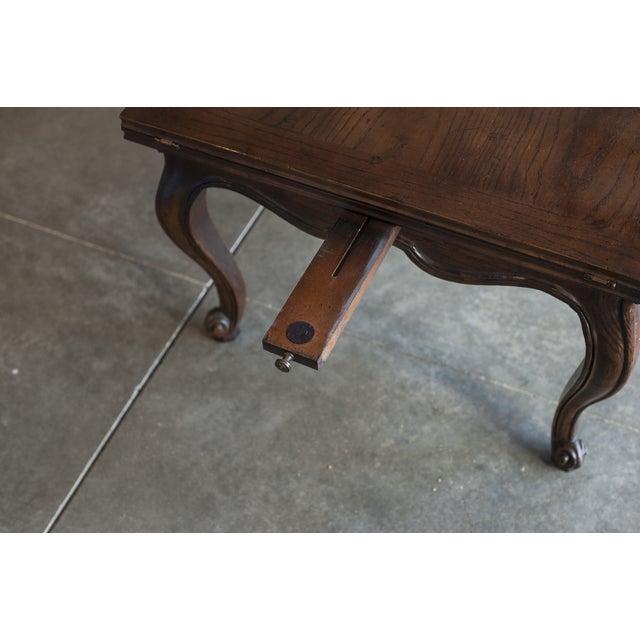 Henredon French Country Flip Top Coffee Table Chairish