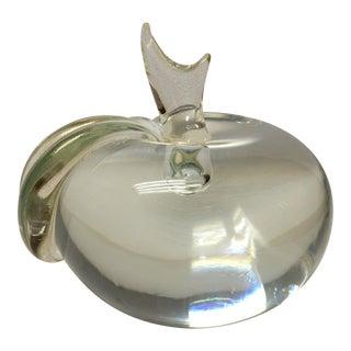 Murano Art Glass Apple