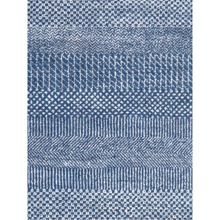 Pasargad Transitiona Silk & Wool Area Rug - 9′1″ × 11′11″