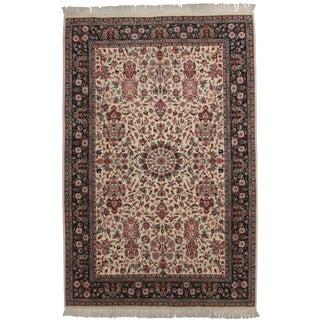RugsinDallas Fine Hand Knotted Wool Pakistani Rug - 6′2″ × 9′4″