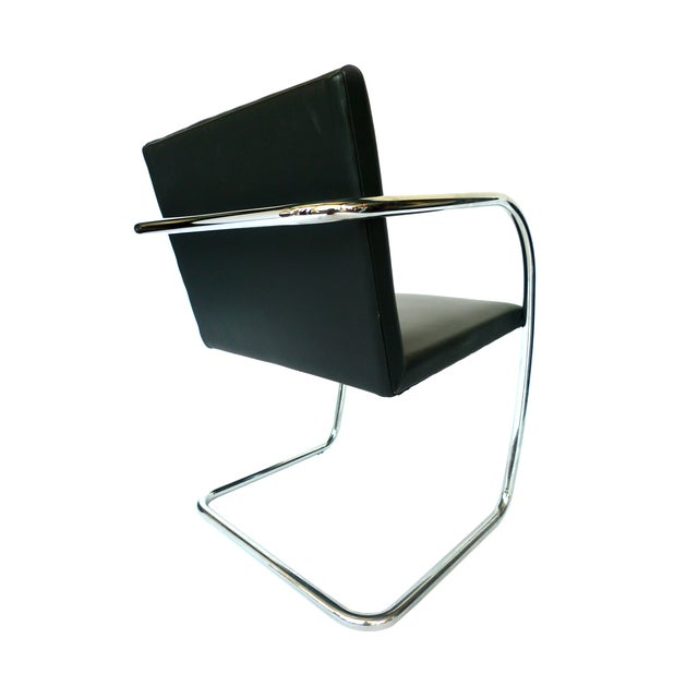 Ludwig Mies Van Der Rohe Brno Chairs - A Pair - Image 5 of 8