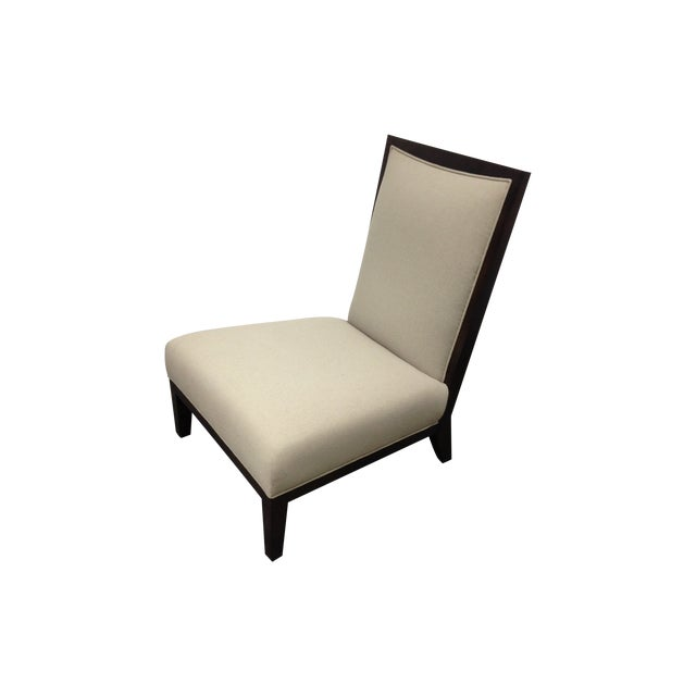 Contemporary Lorin Plain Lounge Chair - Image 1 of 9