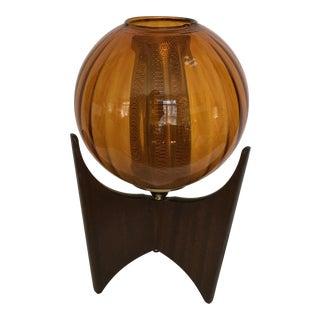 Vintage Mid-Century Danish Modern Table Lamp
