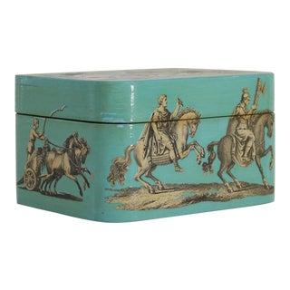 Decorative Turquoise Classics Box