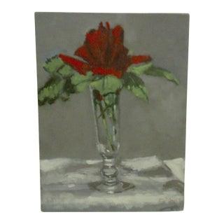 """""""Flowering Vase"""" Original by Painting McDuff"""