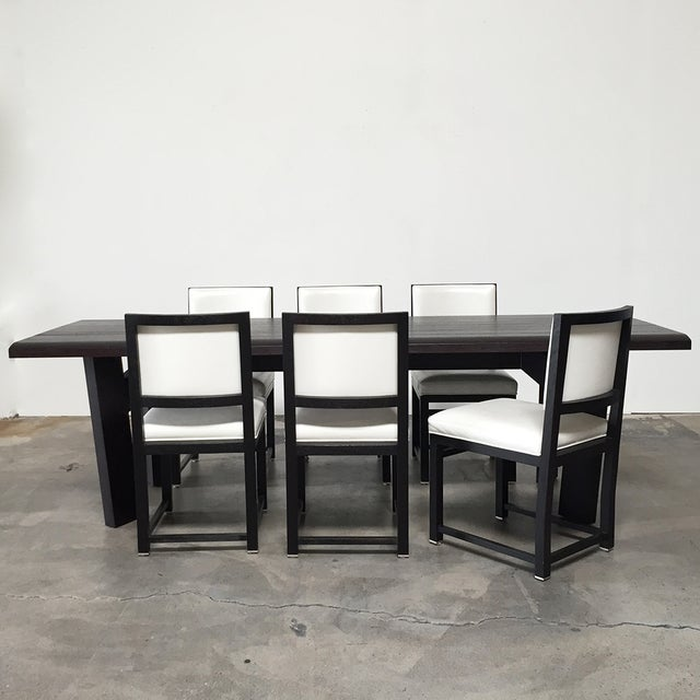 Antonio Citterio Maxalto Teti Chairs - Set of 6 - Image 8 of 8