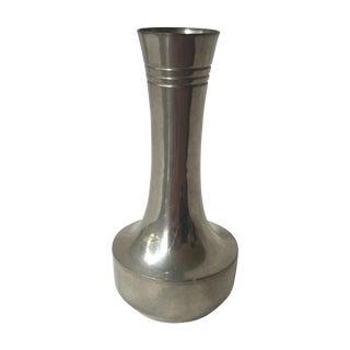 Petite Pewter Vase