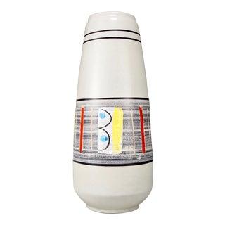 Bay Keramik Mid-Century Floor Vase