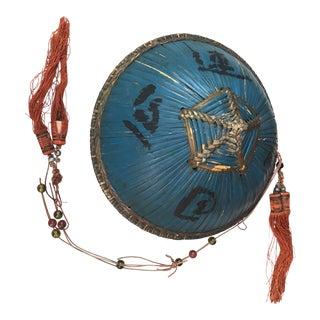 Antique Asian Coolie Hat