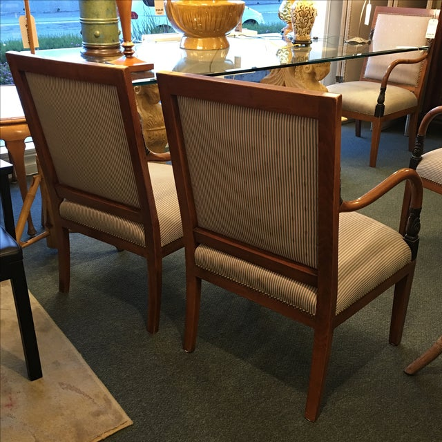 Image of William Switzer Dining Chairs - Set of 4
