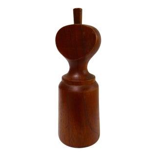 Jens Quistgaard Dansk Danish Modern Pepper Mill/Salt Shaker