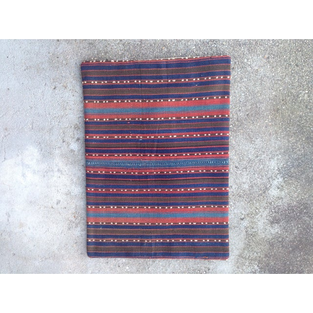 Decorative Anatolian Kilim Pillow - Image 8 of 8