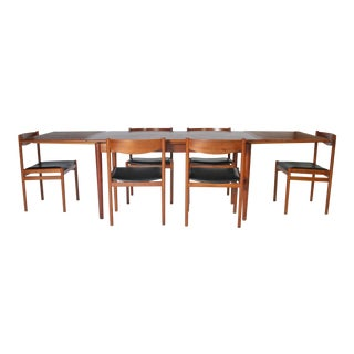 Poul Volther Danish Modern Dining Set