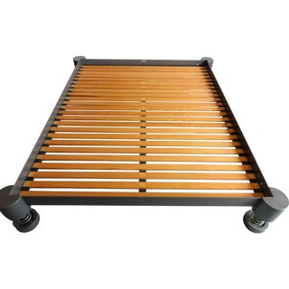 Queen-Size Feelini Steel Bed Frame