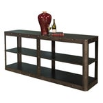 Image of Sarreid LTD Elaine Metal Shelf