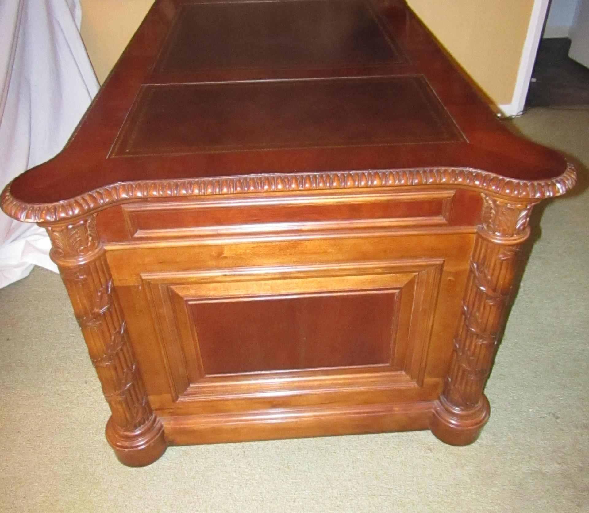 Hekman Old World Executive Desk Chairish