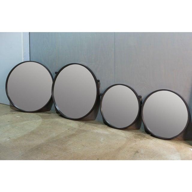 Sarreid LTD Metal Hanging Mirror - Image 4 of 4
