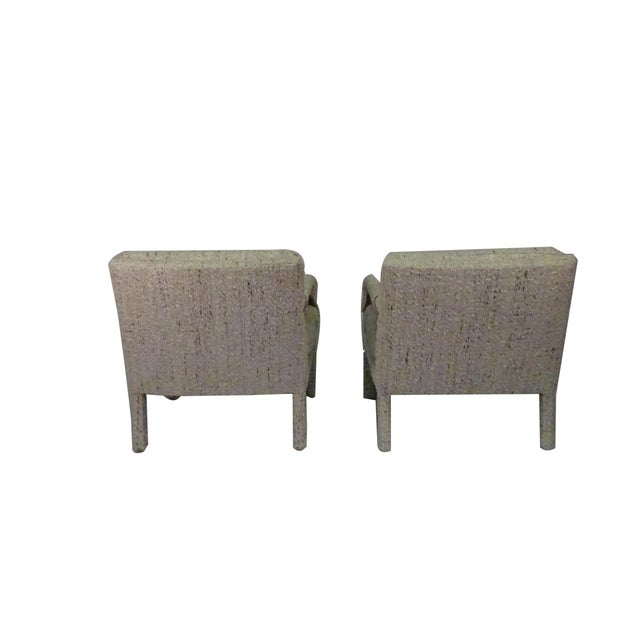1970s Milo Baughman Parsons Chair - Pair - Image 4 of 7