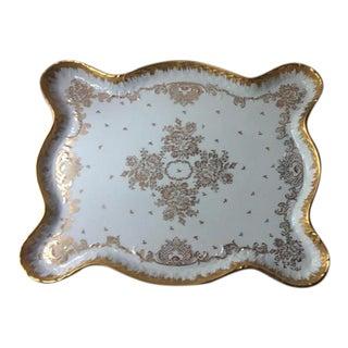 Vintage Limoges French Porcelain Tray