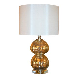 Regina Andrew Silver Table Lamp