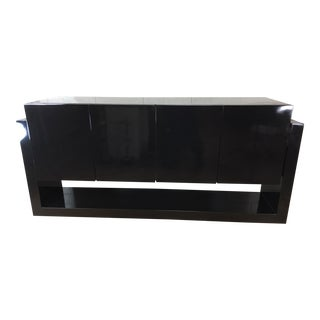 Karl Springer Floating Illuminated Credenza