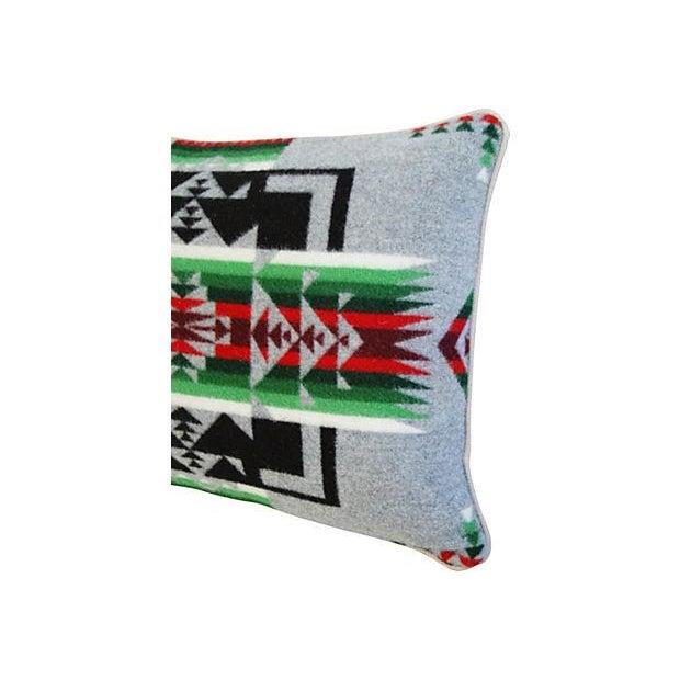 Custom Chief Joseph Pendleton Blanket Pillow - Image 3 of 6