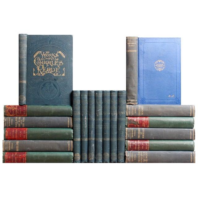 Antique Victorian British Classic Books - S/19 - Image 1 of 2