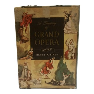 A Treasury of Grand Opera by Henry W. Simon