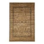 "Image of Gabbeh Hand Knotted Area Rug - 6'7"" X 9'9"""