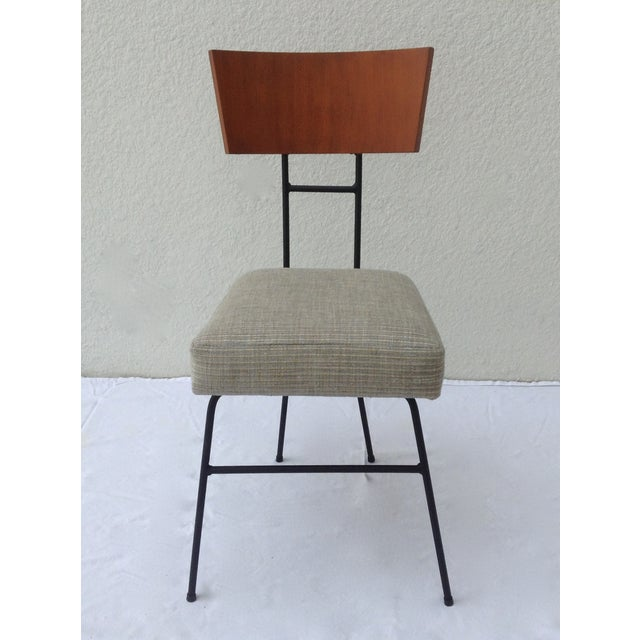 Paul McCobb Wood & Metal Chairs - Set of 4 - Image 5 of 11