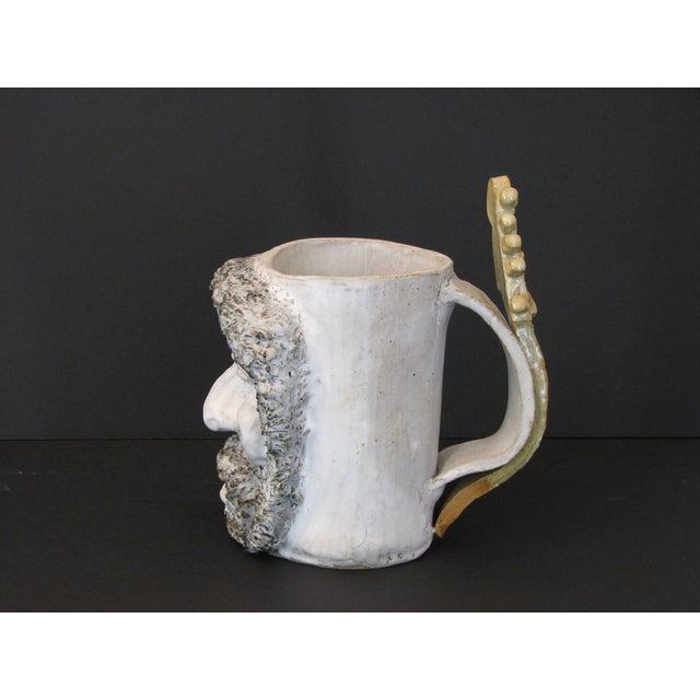 Jerry Garcia Heavy Pottery Mug - Image 4 of 7