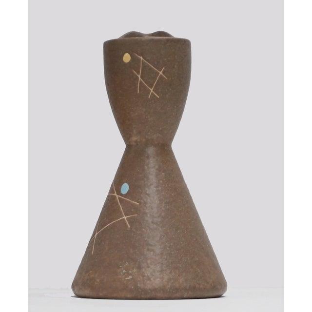 Studio Pottery Mid-Century Ceramic Pitcher - Image 5 of 8