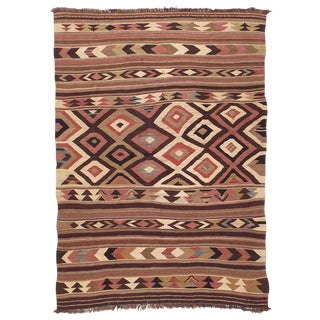 Antique Bowlan Kilim