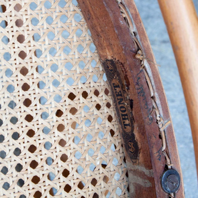 Vintage Thonet Arm Chair - Image 6 of 11