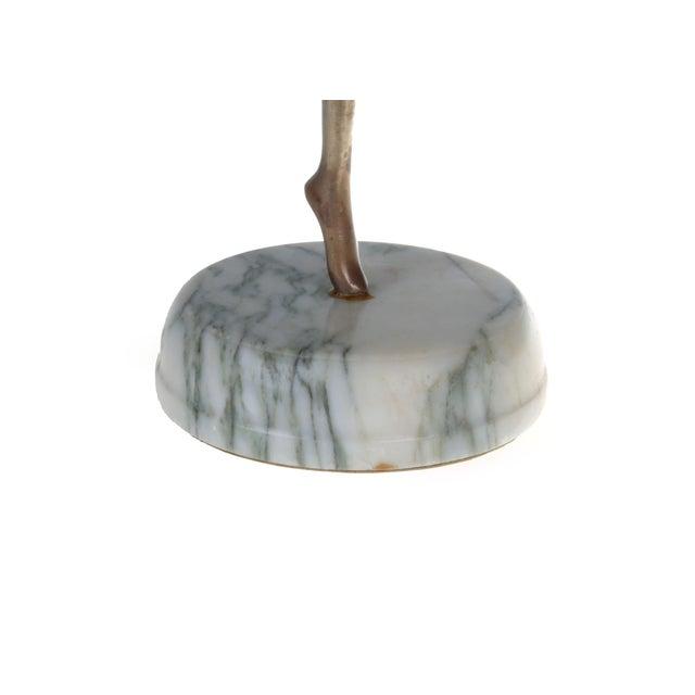 Prima Ballerina on Round Marble Base - Image 6 of 8