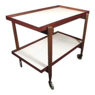 Danish Mid-Century Bar Cart