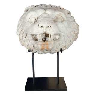 Superb, Carrera Marble, Lion Fountain Head